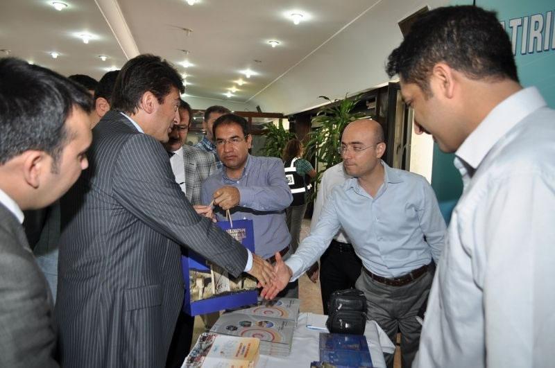 İhracatın Şampiyonlarından Şanlıurfa'ya Yatırım Ziyareti
