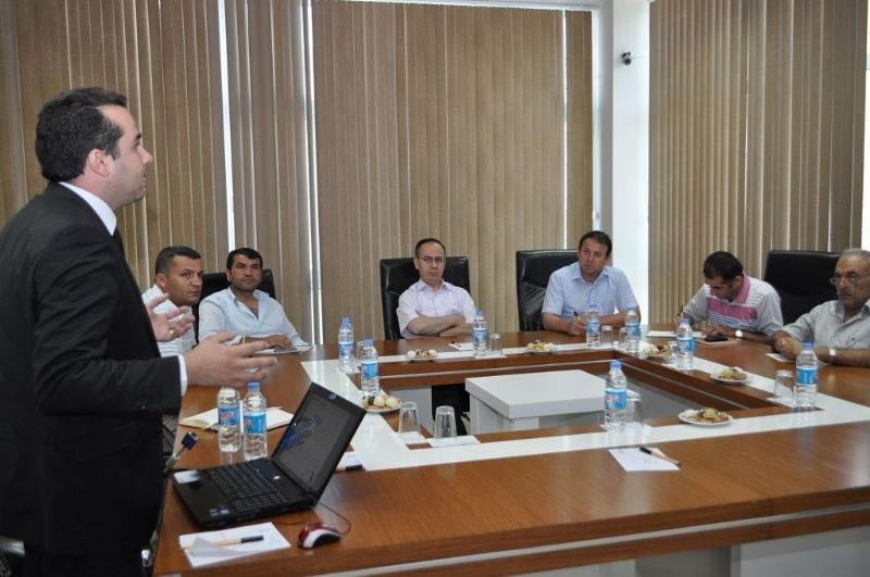 Diyarbakır Lojistik Merkezi Çalışmalarına Start Verildi