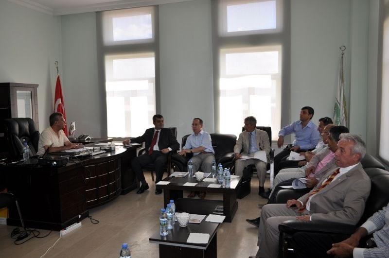 Murat Canaydın'dan Diyarbakır'a Yatırım Ziyareti