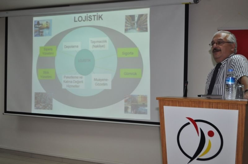 Diyarbakır Lojistik Merkezi Çalıştayı Yapıldı!