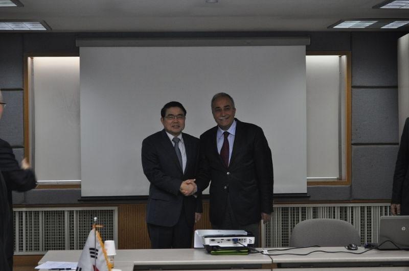 Karacadağ Kalkınma Ajansı Yönetimi, Seul Temaslarına Başladı!