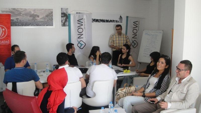 Ajans'tan Kırsal Kalkınma ve Agro-eko Turizm Eğitimi