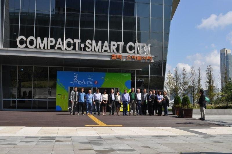 Ajans Yönetimi'nden Seul Compact Smart City'de İnceleme!