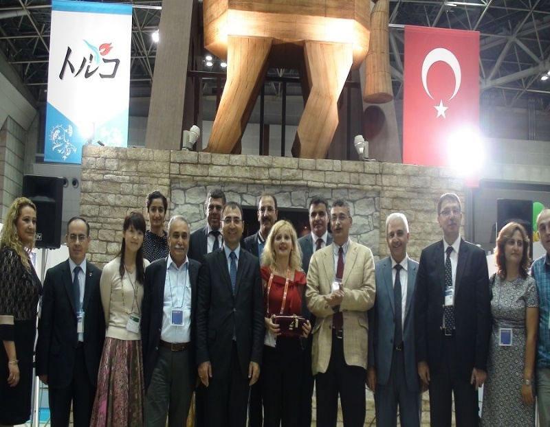 Diyarbakır ve Şanlıurfa İlk Kez Jata Turizm Fuarında!
