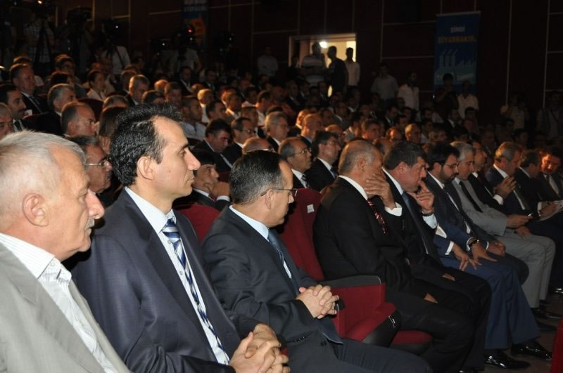İş Adamlarından Diyarbakır'a Teşvik Çıkarması