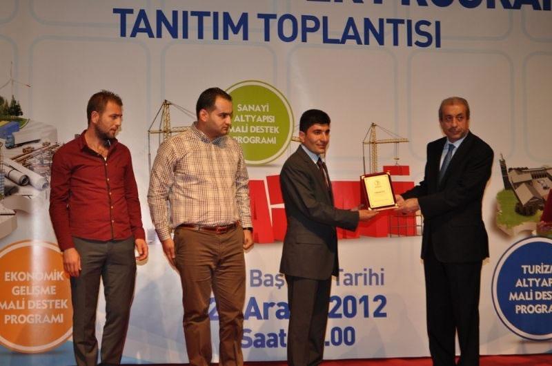 Karacadağ Kalkınma Ajansı 19 Milyon Tl Hibe Desteği Verecek