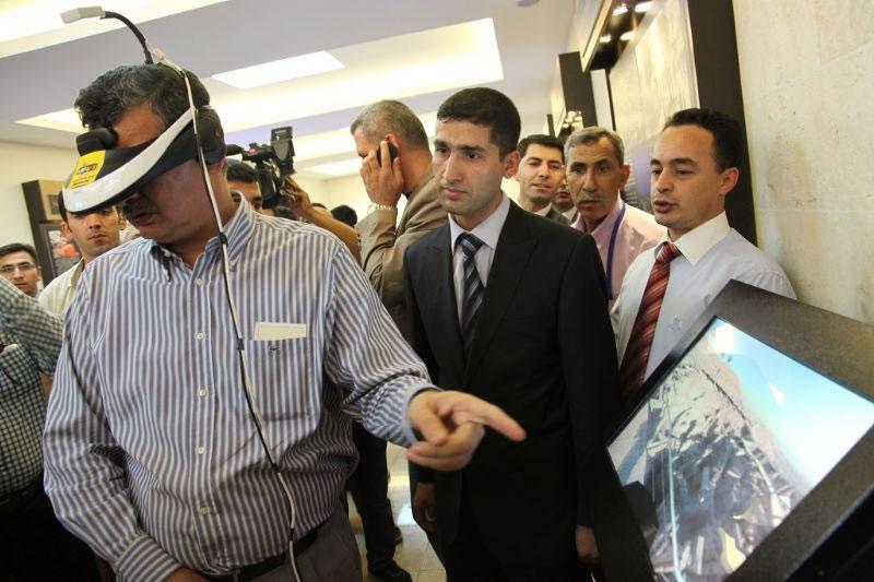 """Şanlıurfa'ya """" Dijital Tanıtım Merkezi """""""