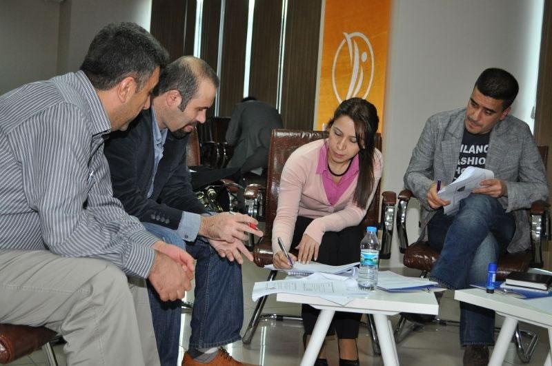 Karacadağ Kalkınma Ajansı'ndan Proje Hazırlama Eğitimleri