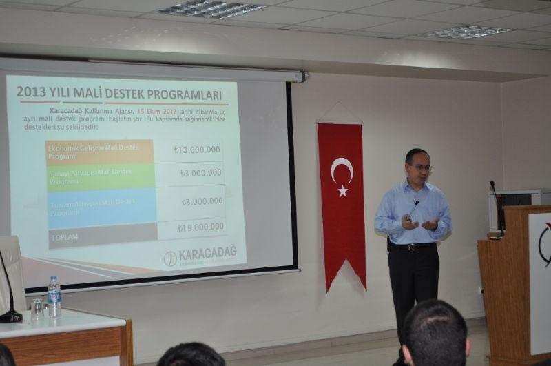 Karacadağ Kalkınma Ajansı'ndan Digiad Üyelerine Seminer