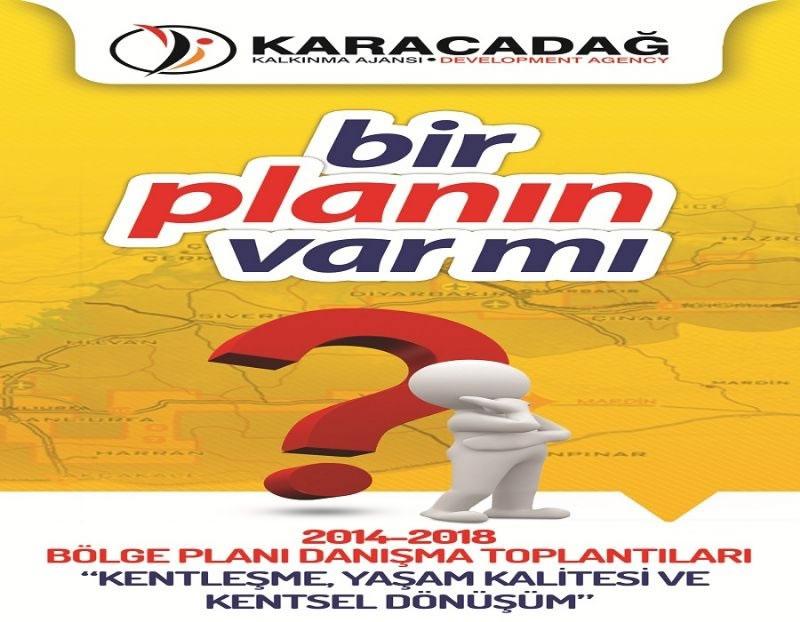 Ajansımız 2014-2018 Bölge Planı Çalışmalarına Başlıyor