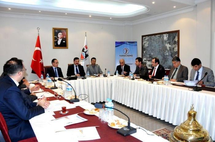 Diyarbakır Lojistik Merkezi Raporunda Sona Yaklaşıldı