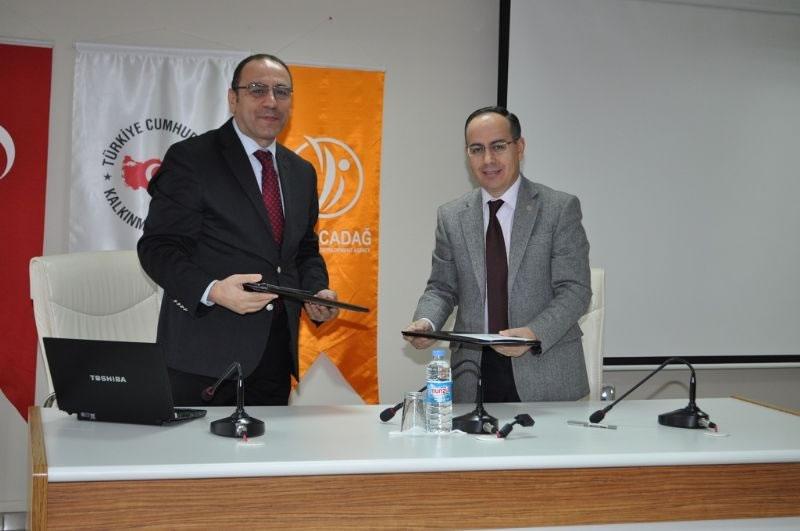 Ajansımız ile İş Bankası İşbirliği Protokolü İmzaladı