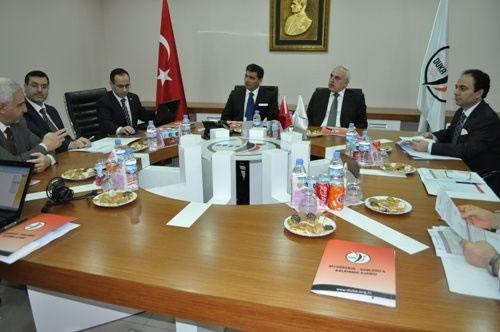 Yönetim Kurulu Toplantısı Diyarbakır'da Yapıldı