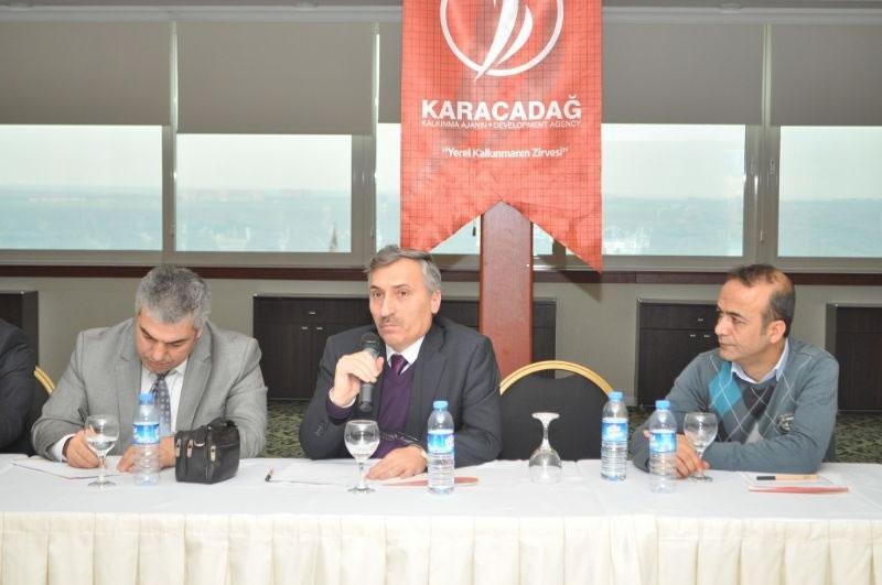 Diyarbakır Turizm Sektörünün Sorunları Çalıştayda Tartışıldı