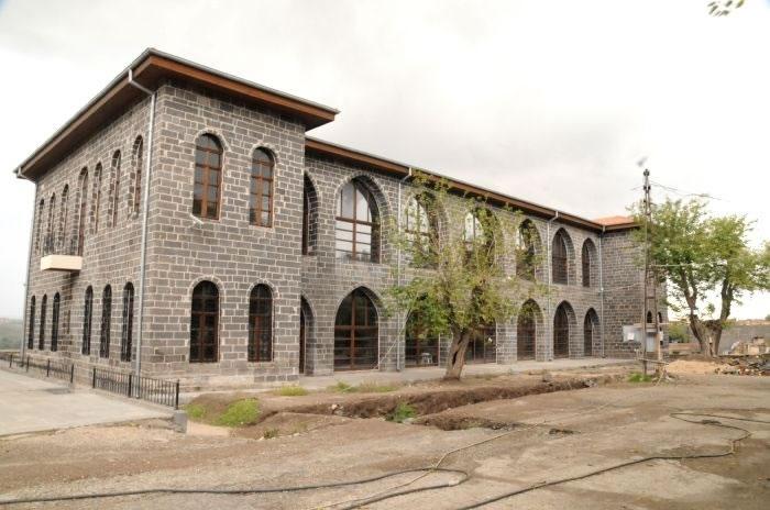 İçkale ile Cazibe Merkezi Projeleri Masaya Yatırıldı