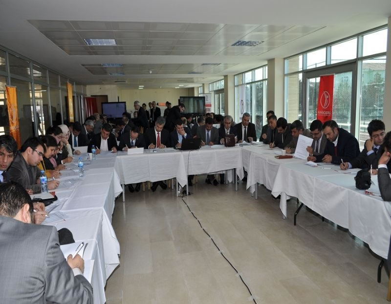 Siverek, Tarım ve Sanayi Çalıştayına Yoğun Katılım