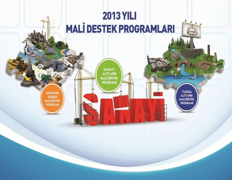 2013 Yılı İçin Başarılı Projeler Belirlendi!