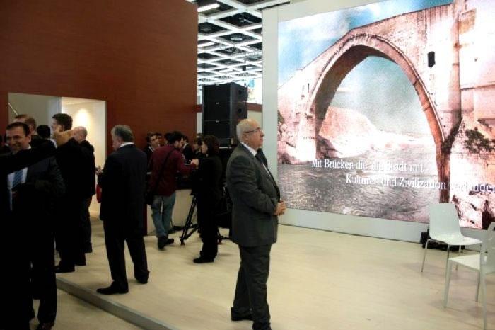 Diyarbakır, Itb Berlin Turizm Fuarı'nda