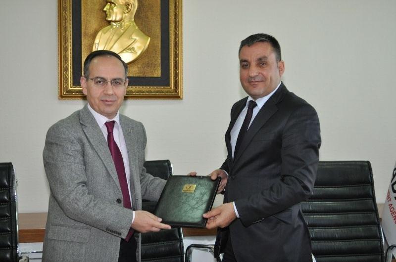 Diyarbakır Osb'in Alt Yapısına 1 Milyon 150 Bin Tl'lik Yatırım