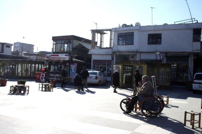 Ulu Cami ve Hanlar Bölgesi'nin Renovasyon Çalışması Yapılıyor