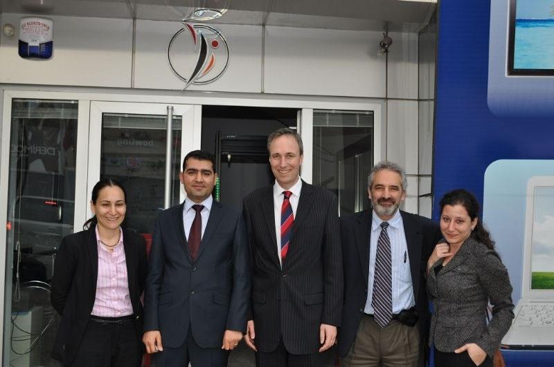 Dünya Bankası'ndan Ajansımıza Ziyaret