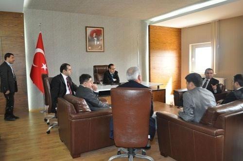 Başbakanımız Sanlıurfa Yatırım Destek Ofisimizin Açılışını Yaptı