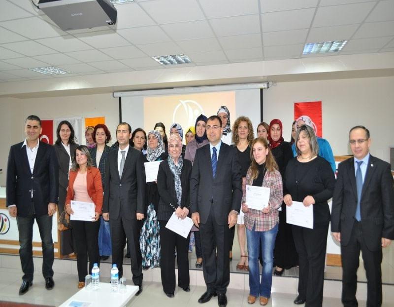 Ajans Desteği ile Ev Eksenli Çalışan Kadınlara Kendi İşini Kurma Fırsatı