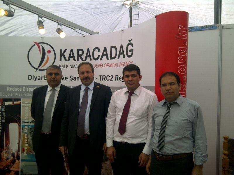 Şanlıurfa'dan Ankara'ya Tanıtım ' Çıkarması '