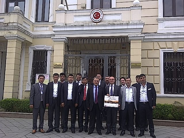 Diyarbakırlı Sanayiciler, Gözünü Kafkasya Pazarı'na Dikti