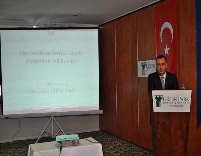 Kamiloğlu: Ab Fonlarını Kullanmak İçin Nitelikli Proje Şart