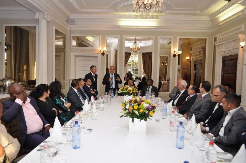 Vali Güvenç: Güney Afrika'da Win-win Politikası ile Çalışmalıyız