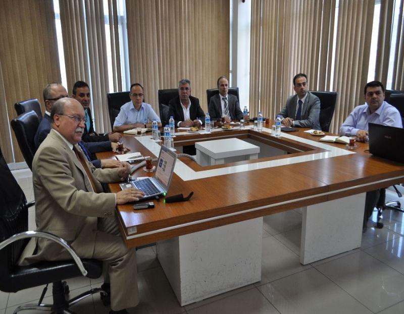 İspanyol Su Devi Agbar, Diyarbakır Osb ile İşbirliği Arayışında!