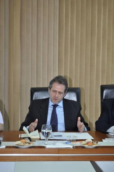 Yunanistan Büyükelçisi'nden Diyarbakır'a Yatırım Ziyareti