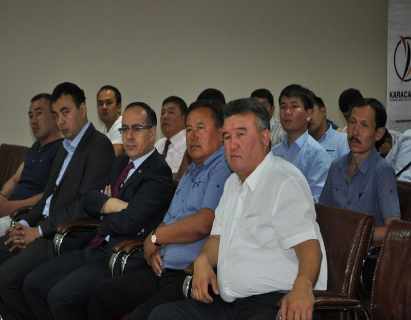 Kazakistanlı İşadamlarından Diyarbakır'a Ticaret Köprüsü