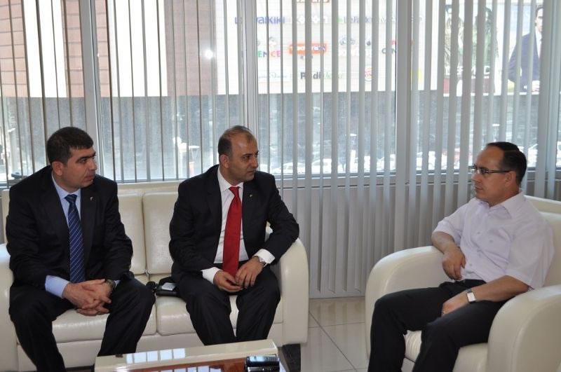 Daikin Türkiye Ceo'su Hasan Önder'den Ajansımıza Ziyaret