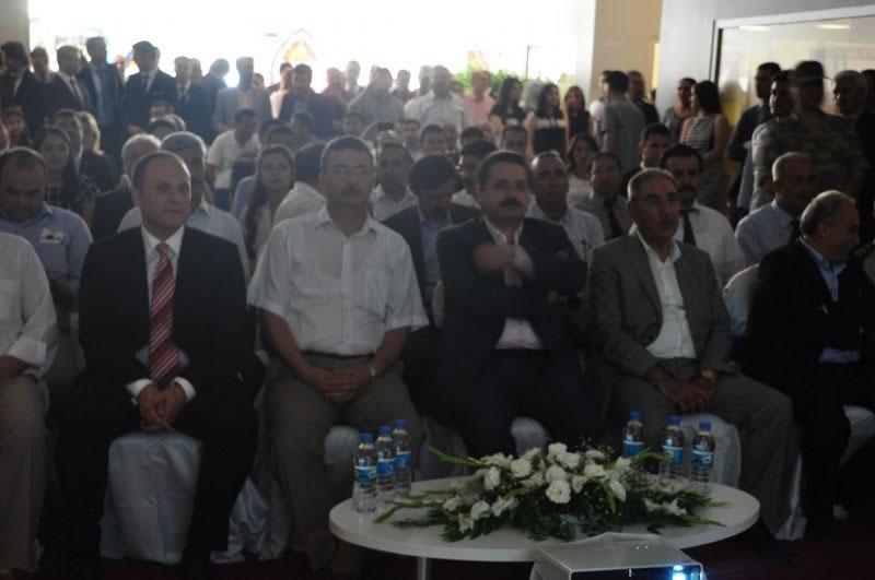 Ajansımızın Yatırımı İçin Destek Verdiği Şanlıurfa Çağrı Merkezi Açıldı