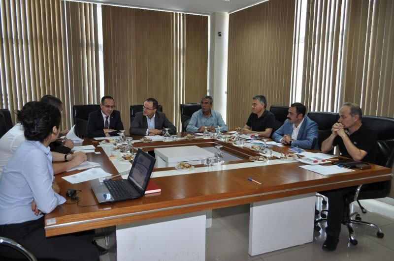 Avusturya Ticaret Müsteşarı Bekos'tan Ajansımıza Ziyaret