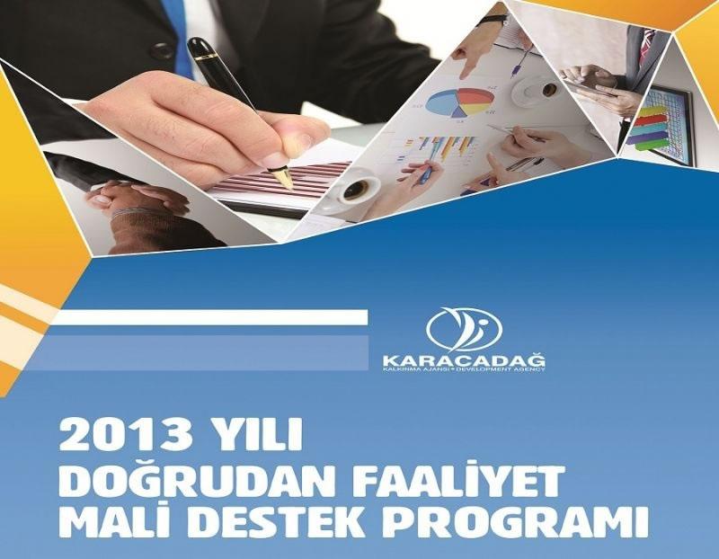 2013 Dfd Programı Haziran Dönemi Başarılı Faaliyet Destekleri Belirlendi