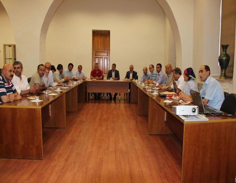 Avusturyalı Besicilerden Diyarbakır'da Yatırım Arayışı