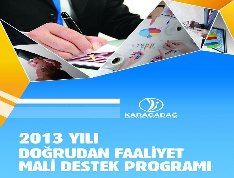 2013 Dfd Temmuz Dönemi Başarılı Faaliyet Destekleri Belirlendi!