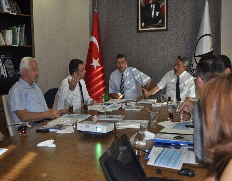 Ajans Yönetimi 2014 Programlarını Ele Aldı