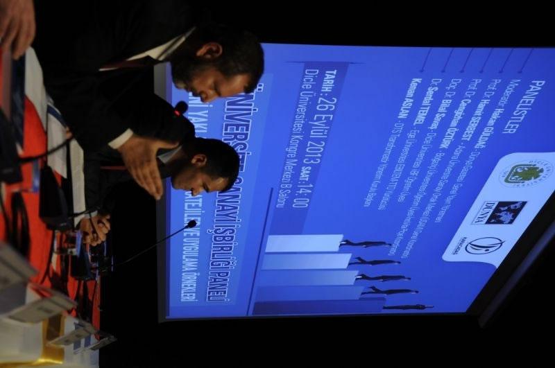 Üniversite-sanayi İşbirliği Diyarbakır'da Tartışıldı