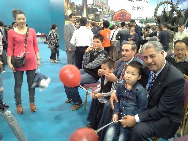 Şanlıurfa, Şangay'da Tanıtılıyor!