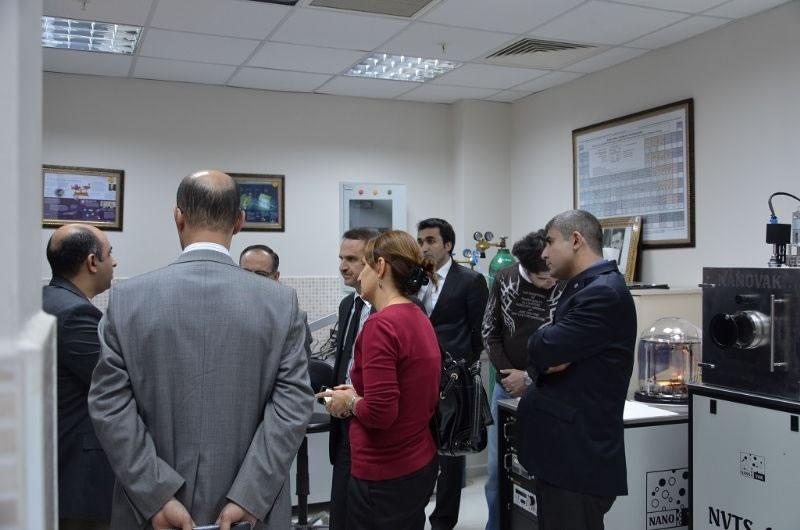 Ajansımızdan Dübtam'a Ziyaret