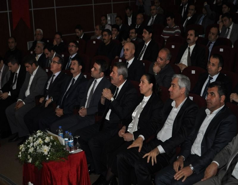Mali Destek Programları Diyarbakır'da Tanıtıldı!