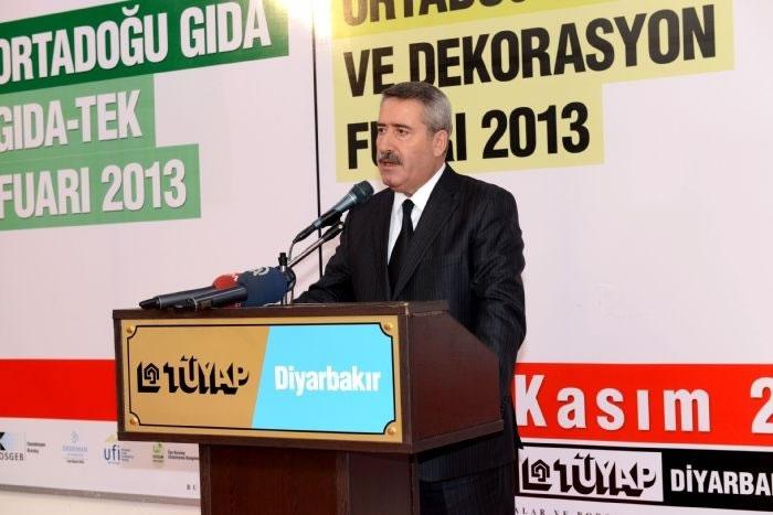 Diyarbakır 3 Fuar'a Ev Sahipliği Yaptı
