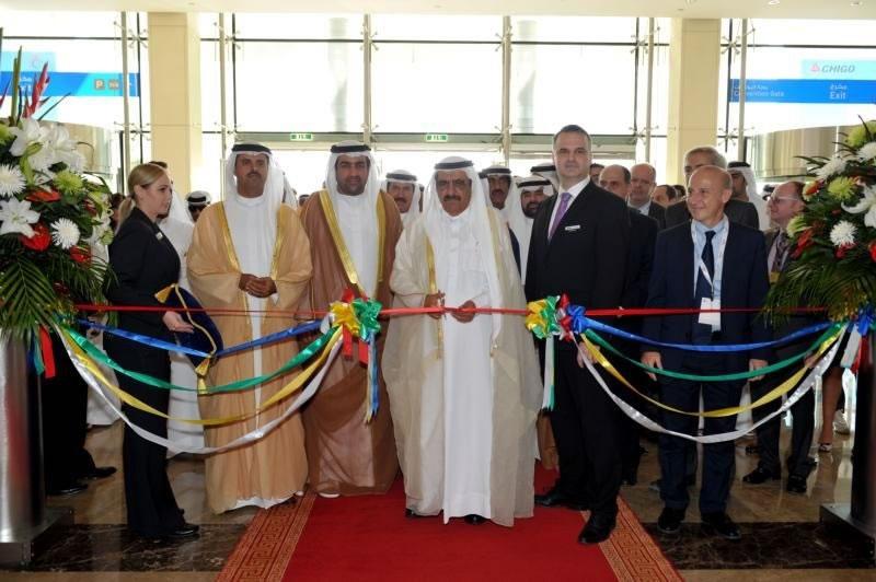 Diyarbakır ve Şanlıurfa İşadamları Dubai İnşaat Fuarı'nda