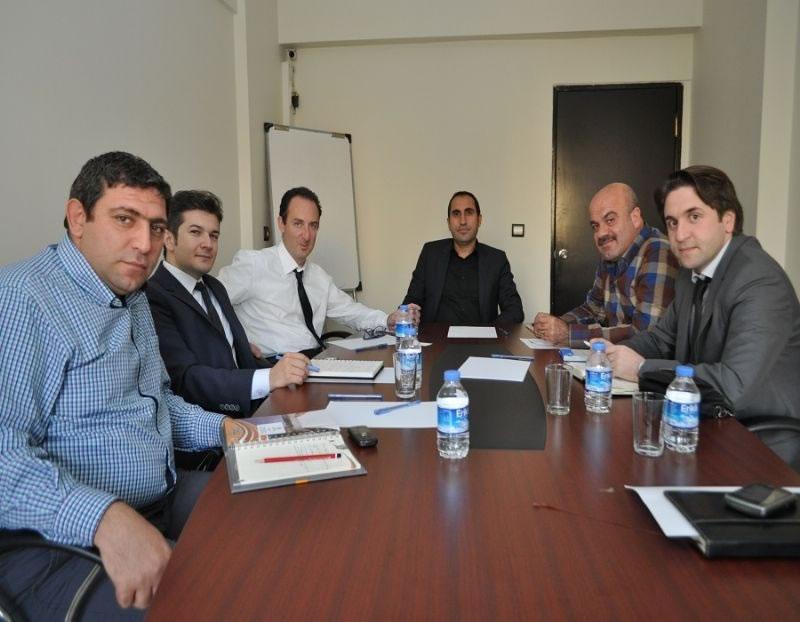 Avrupa İmar ve Kalkınma Bankası Diyarbakır'da Yatırım Arayışında
