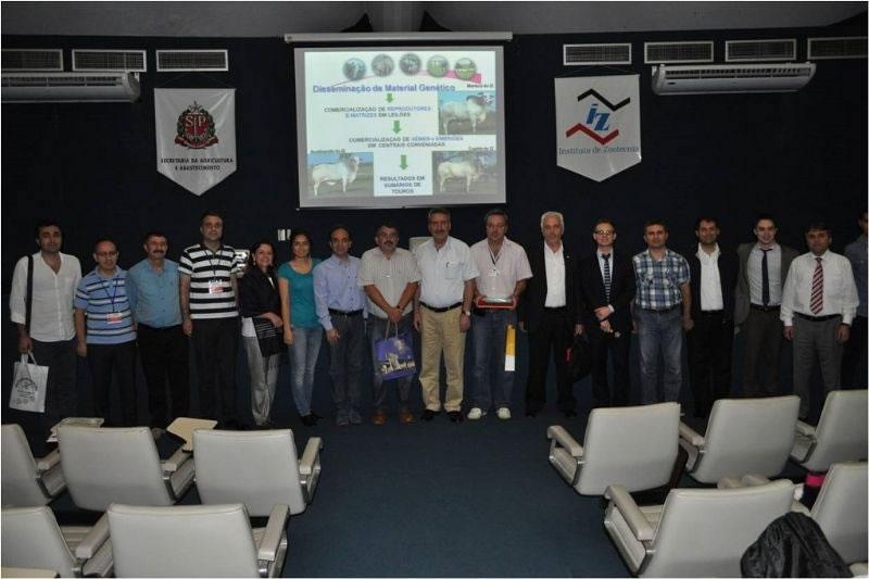 Ajans Yönetimi Brezilya'da Tarımsal Ar-ge Çalışmalarını İnceledi