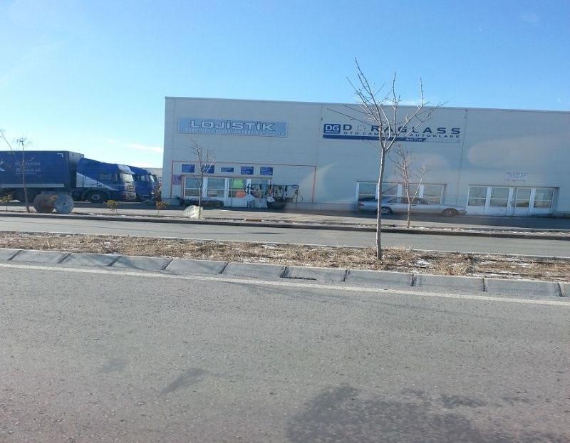 Ajans Uzmanlarımızdan Ankara Lojistik Üssüne Ziyaret